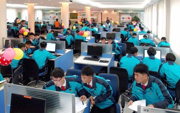 인터넷에서 북한 acm-icpc 문제를 찾았습니다